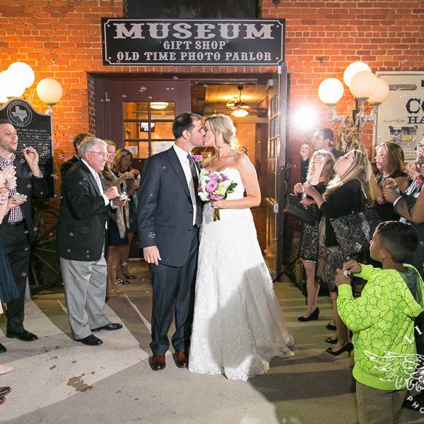 Melissa & Jared-Wedding Ceremony & Reception