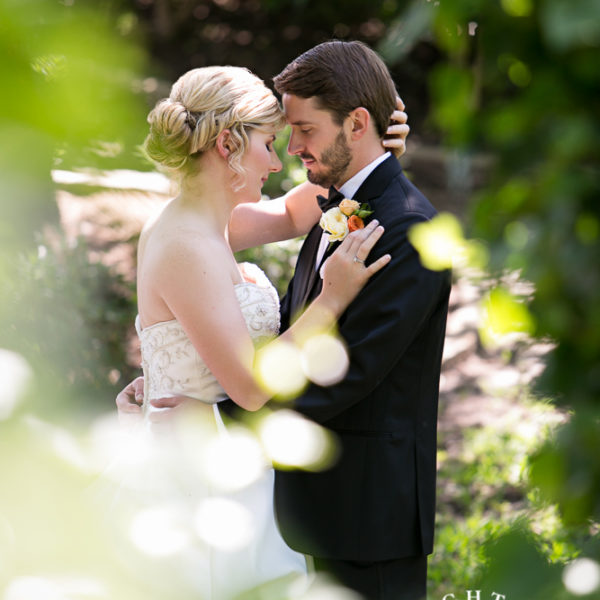 Autumn and Joe - First Look, Wedding Ceremony and Reception