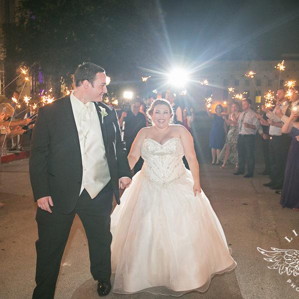 Emily & Brandon - Wedding Reception