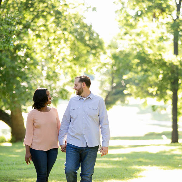 Alexis and Joshua - Engagement Session