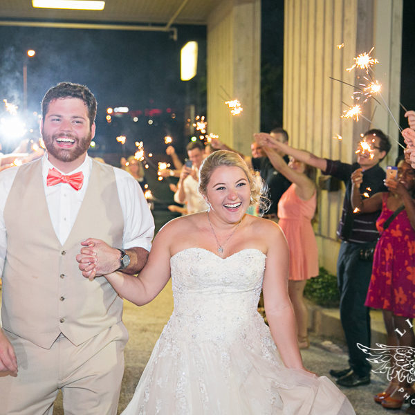 Bryanna & Charles-Wedding Reception