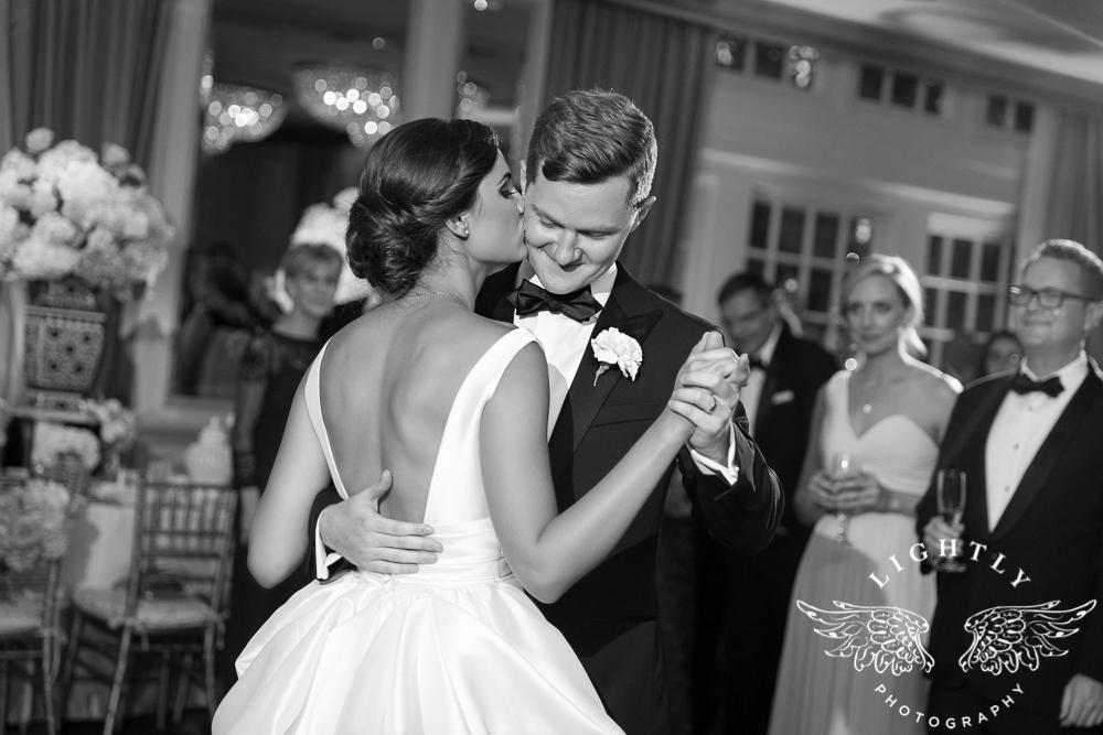 Wedding Holy Trinity Catholic Church Melrose Warwick Hotel Dallas Texas Classic Wedding Amanda McCollu Lightly Photography-089