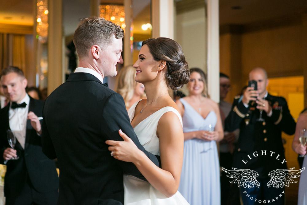 Wedding Holy Trinity Catholic Church Melrose Warwick Hotel Dallas Texas Classic Wedding Amanda McCollu Lightly Photography-090