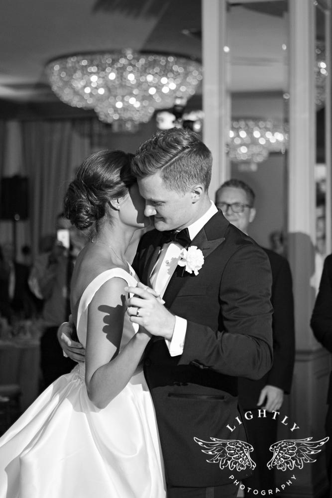 Wedding Holy Trinity Catholic Church Melrose Warwick Hotel Dallas Texas Classic Wedding Amanda McCollu Lightly Photography-091