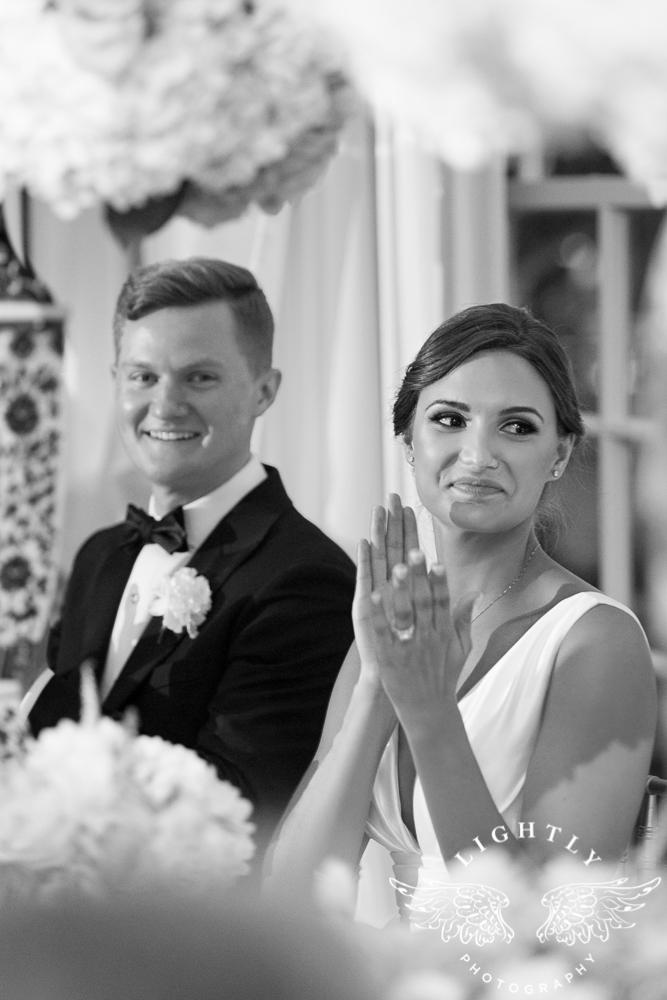Wedding Holy Trinity Catholic Church Melrose Warwick Hotel Dallas Texas Classic Wedding Amanda McCollu Lightly Photography-093