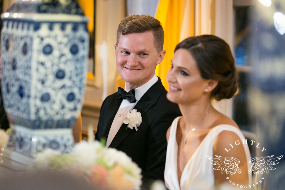 Wedding Holy Trinity Catholic Church Melrose Warwick Hotel Dallas Texas Classic Wedding Amanda McCollu Lightly Photography-095