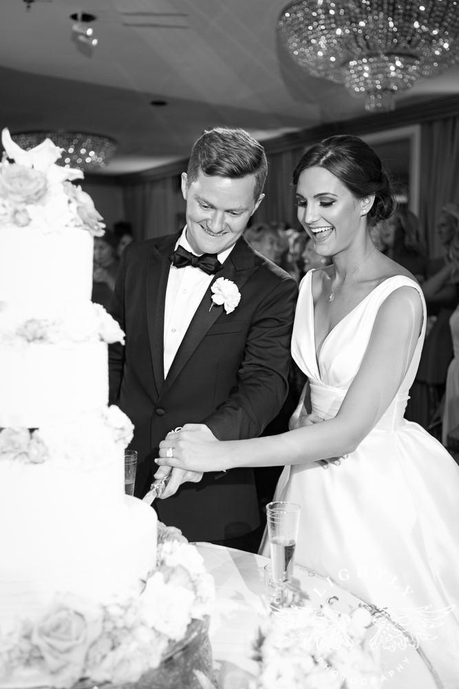 Wedding Holy Trinity Catholic Church Melrose Warwick Hotel Dallas Texas Classic Wedding Amanda McCollu Lightly Photography-096