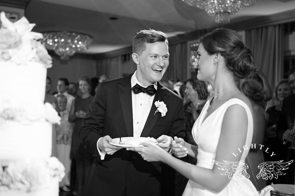 Wedding Holy Trinity Catholic Church Melrose Warwick Hotel Dallas Texas Classic Wedding Amanda McCollu Lightly Photography-098
