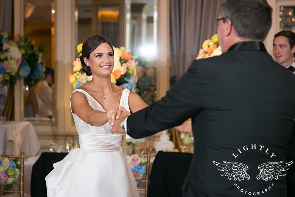 Wedding Holy Trinity Catholic Church Melrose Warwick Hotel Dallas Texas Classic Wedding Amanda McCollu Lightly Photography-104