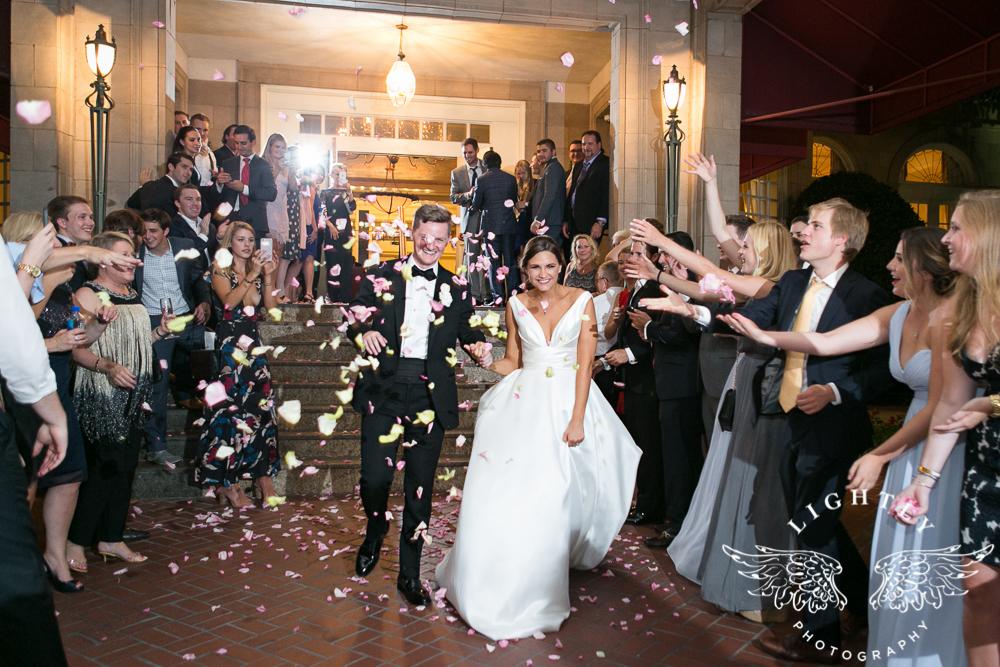 Wedding Holy Trinity Catholic Church Melrose Warwick Hotel Dallas Texas Classic Wedding Amanda McCollu Lightly Photography-122