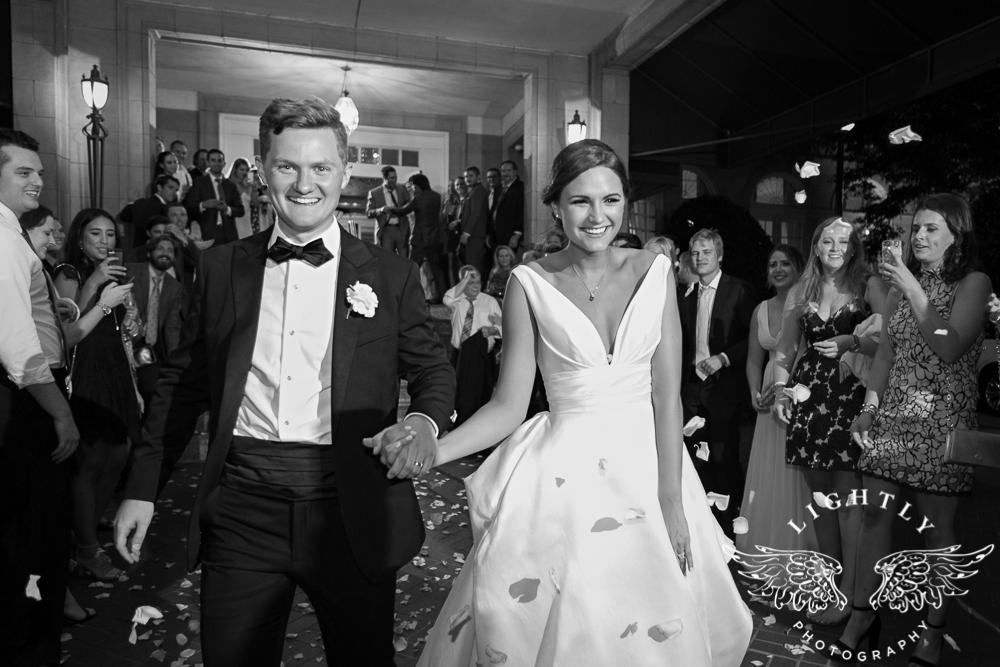 Wedding Holy Trinity Catholic Church Melrose Warwick Hotel Dallas Texas Classic Wedding Amanda McCollu Lightly Photography-123