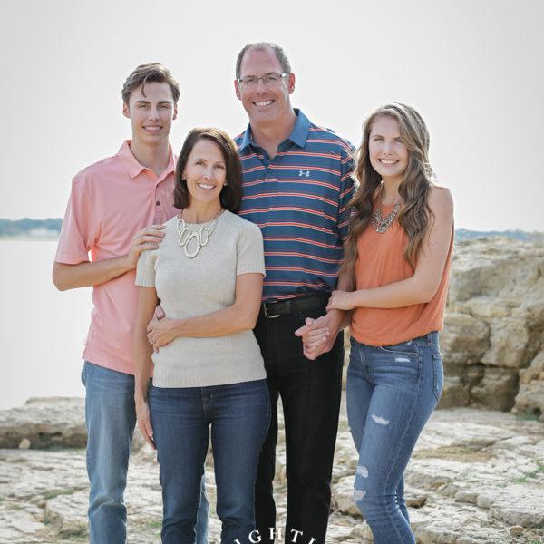 Cozzens Family Portraits at Rockledge Park