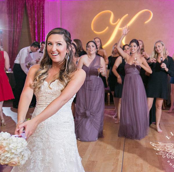Erica & Andrew - Wedding Reception