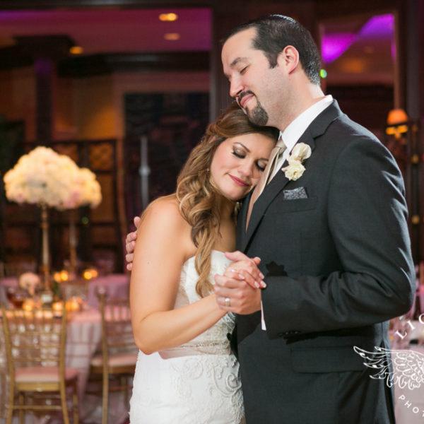 Lisa and John - Wedding Reception