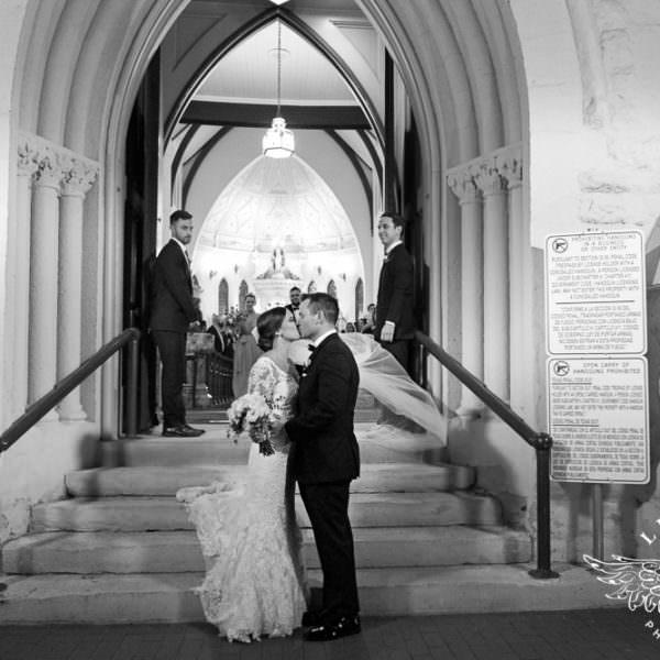 Cortni and Jason - Wedding Ceremony at Saint Patrick's Cathedral