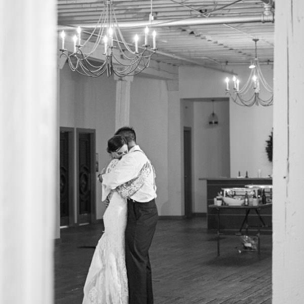 Cortni & Jason - Wedding Reception at BRIK Venue