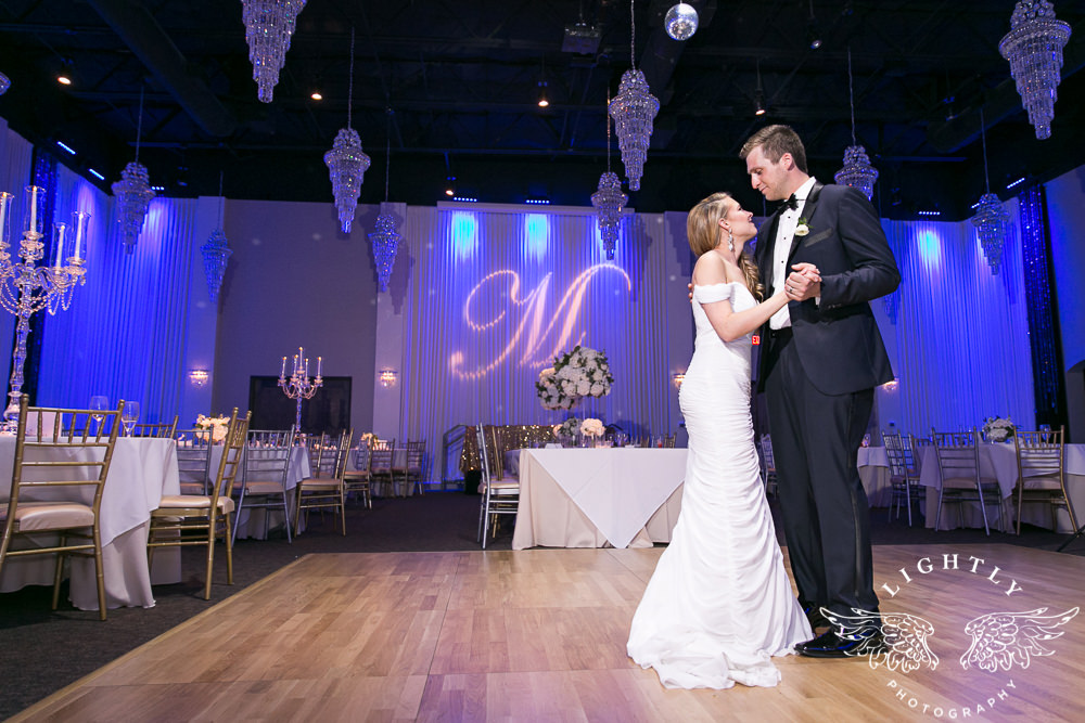 Allison and Logan – Wedding Reception at Piazza on the Green ...