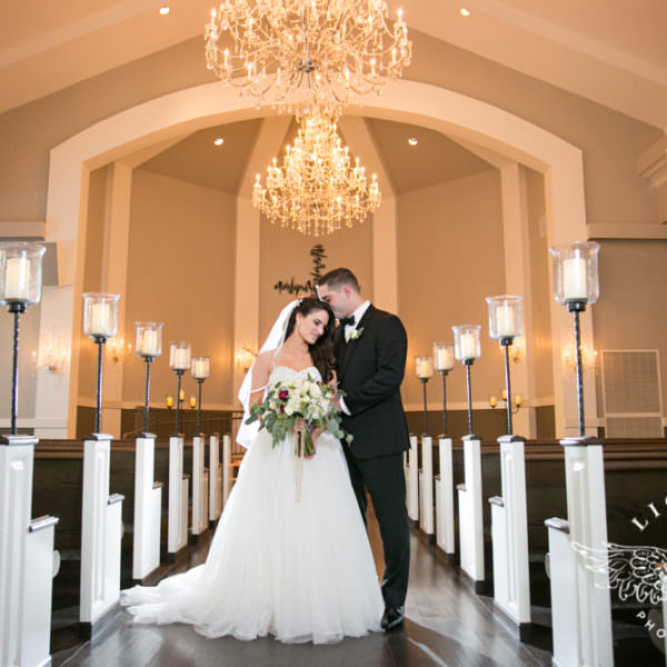 Brooke & Robby - Wedding Ceremony at the Piazza in the Village