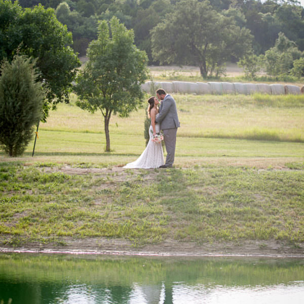 Erin and Colby - Wedding at Hollow Hill