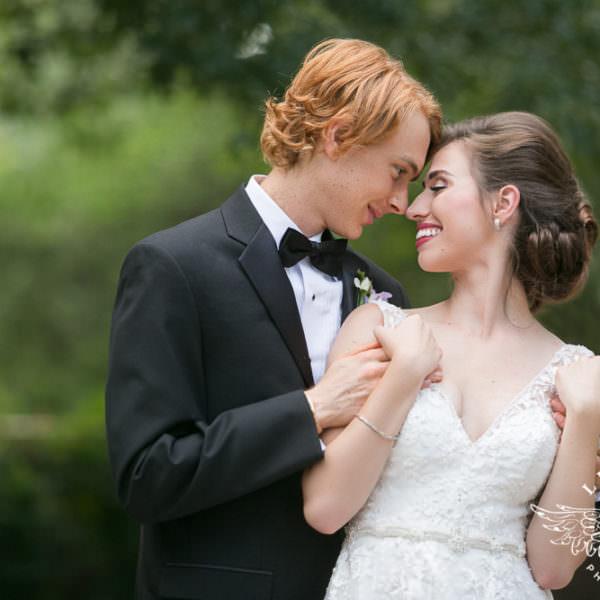 Nicki & Kenny - Wedding Reception at The Fort Worth Club