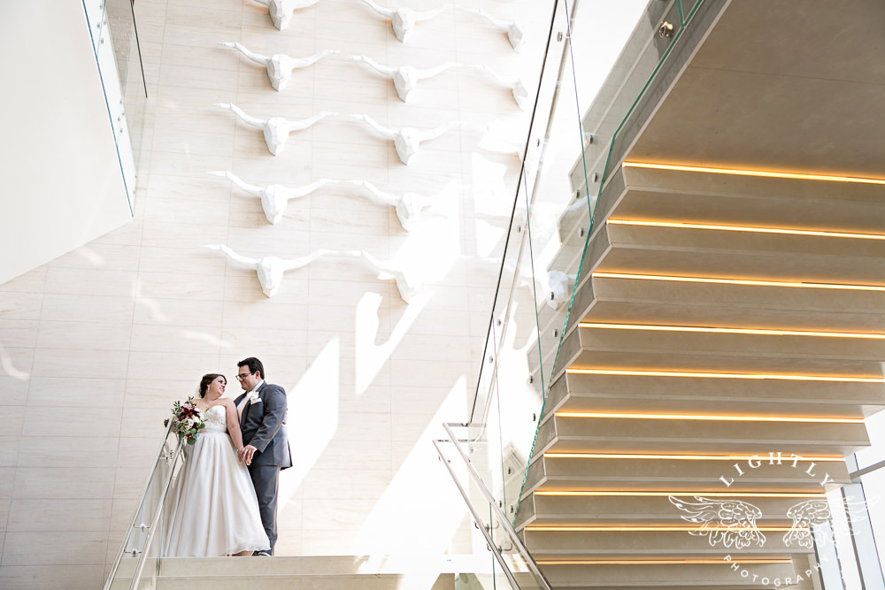 They Were Married At A Brand New Hotel In Plano Renaissance West Legacy And The First Wedding There