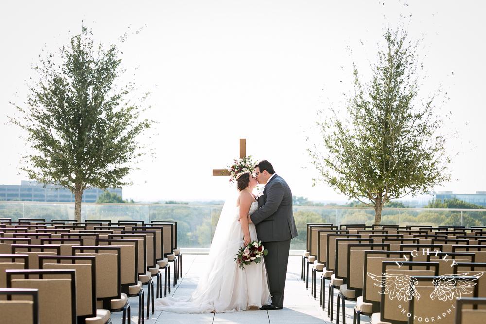 Stephanie Pj Wedding Reception At Renaissance Dallas At Plano