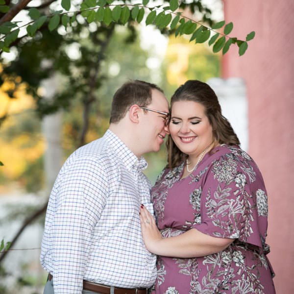 Sarah & Nick - Engagement Session in Downtown Fort Worth and Magnolia Ave