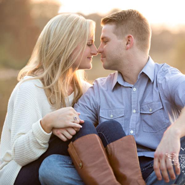 Kelsey & Kal - Engagement Session at the Dallas Arboretum & White Rock Lake