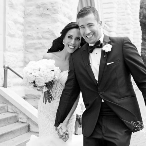 Daniella & Stephen - Ceremony at St. Patrick Cathedral