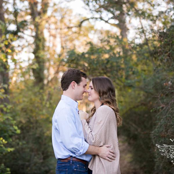 Morgan & Mitch - Engagement Session at Lakeside Park & White Rock Lake