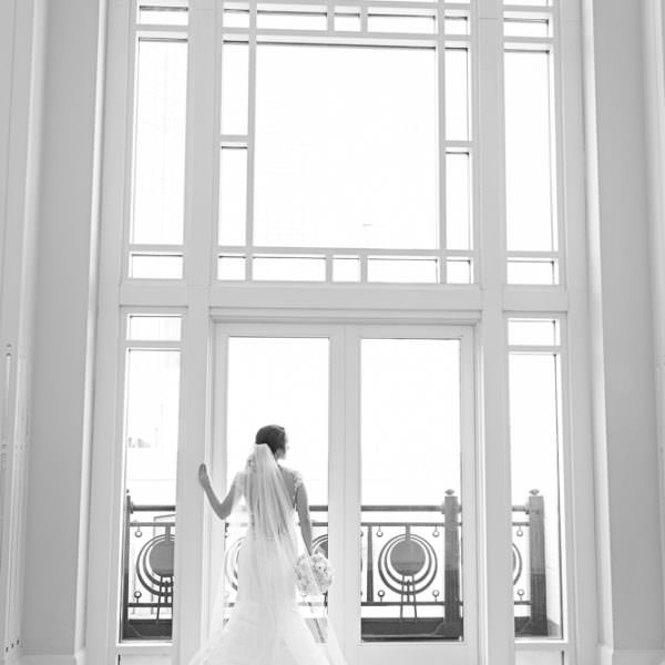 Courtney - Bridal Portraits at Bass Hall