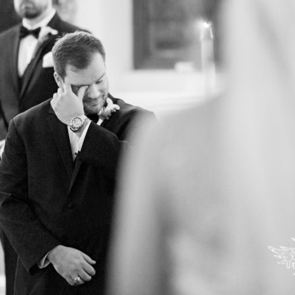 Leah & Grant - Ceremony at St. Patrick Cathedral