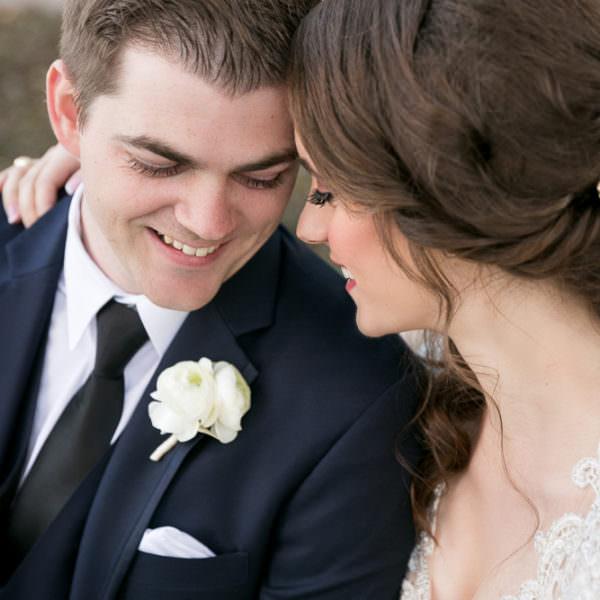 Courtney & Tyler - Wedding Ceremony at Marty Leonard Chapel