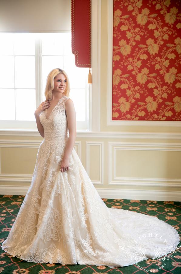 Bridal Portraits | Lightly Photography