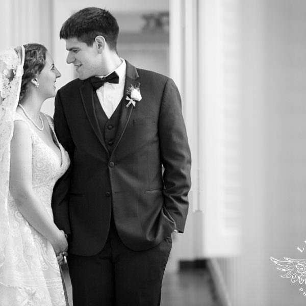 Claire & Adan - Wedding Ceremony at TCU's Robert Carr Chapel