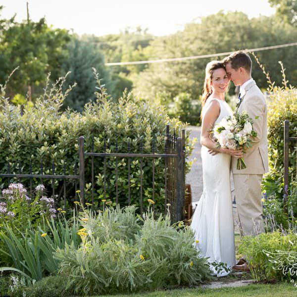 Brynn & Michael - Backyard Wedding